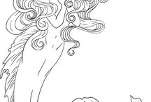 Merimaids-Tails Gernand / Herstellung von Merimaid-Tails Kostüme und Flossen! Vorschläge, Material .: Neopren und Siliconanzüge für Frauen und Männer, sowie Kinder !