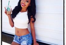 »Logan Browning☆