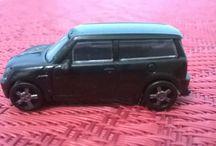 Moje hobby / Zbieram miniaturowe samochodziki