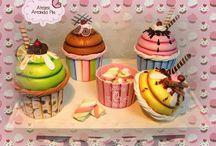 porta cup cake