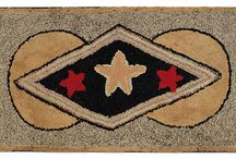 Hooked Rugs / Do you have hooked rugs you are interested in selling? Email photographs to info@pookandpook.com or call (610) 269-4040 to speak with an appraiser.