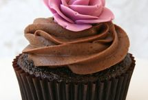 Beautiful cup cakes