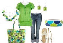 Spring Wardrobe Color