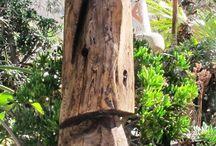 Carve Pole