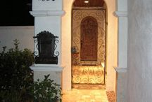 courtyard doors