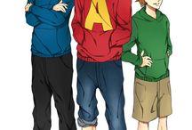 Desenhos em anime