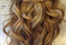 Communion hair styles