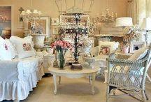 Shabby Romantic Cottage