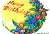 birthday's cakes