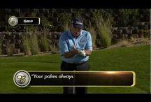 Golf - Winn Pro Staff Butch Harmon / Butch Harmon is the longtime spokesman for Winn's Golf Grips. / by Winn Grips