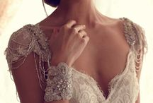 Wedding / Dresses, Hairstyles, Makeup