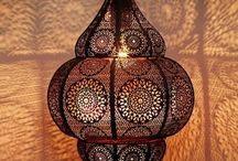 Keleti lámpa