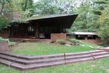 Frank Lloyd Wright/Mid Century Modern / Frank Lloyd Wright, mid century modern
