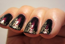 Nail Art / Nail Art and Swatches from www.laqlust.wordpress.com