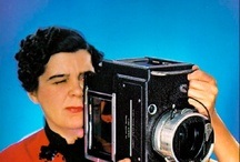 Madame Yevonde / Colour photographer
