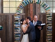 Book Wedding Theme