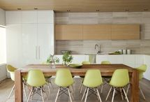 kitchen dining / Bright, airy and bold kitchen/dining to entertain friends and family / by Yvonne Lindsay