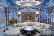 Banya/ Turkish lounge