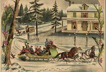 Vintage Christmas / by Sara Cocarus