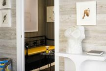 - wall coverings -