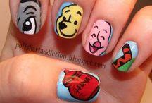Pretty nails / by abilene jaimes