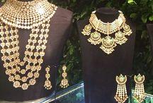 Muslim bridal jewellery