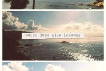 Beautiful sentences