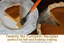 Fall Cooking and Baking / by Shirin Masica