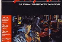 Cyberpunk Roleplaying Game