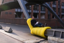 Idea File - Urban Benches