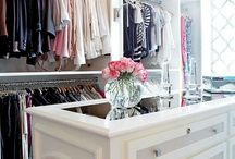 Closet envy / by Jessica Reynolds Wiggins