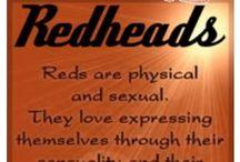 Being a redhead