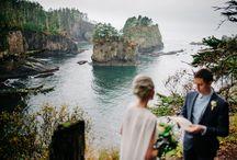 Washington State / Washington State wedding, engagement, and elopement inspiration, locations, and ideas. #washingtonwedding #seattlewedding #northwestelopement