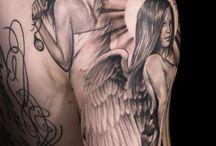Tatoo / Angel