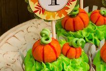 Pumpkin party / by Kirbi Knop