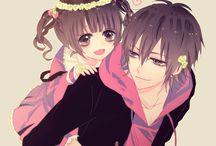 Anime und Manga / Bilder von Animes und Mangas