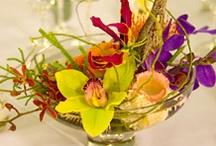 Footed vase designs