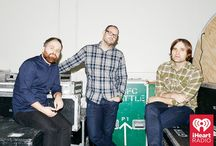 iHeartRadio LIVE: Death Cab For Cutie / Death Cab For Cutie gives an exclusive performance at the iHeartRadio Theater on April 2, 2015 in LA. / by iHeartRadio
