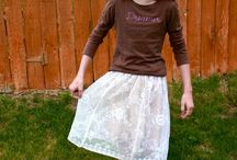 Sewing Patterns and Tips / by Brooke Sopher