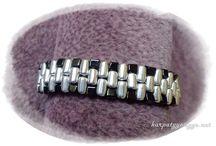 bracelet / gyöngyékszerek karkötők