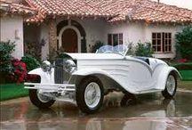 Isotta Fraschini GTClassic Car / Isotta Fraschini GTClassic Car