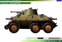 WW II NETHERLANDS MILITARY LAND VEHICLES