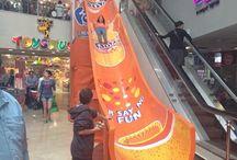 Mall activation ideas