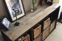 Home decor industrial
