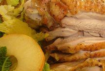 Dania z drobiu - poultry dishes