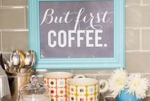 But First Coffee!!!!!!!! / by Darcy Salser Miller