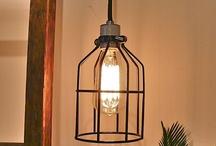 Lighting Ideas / by Cheryl {thatswhatchesaid.net}