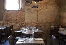 Project_restaurant interiors