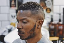 Fade Haircuts For Black Men / Check out these fade haircuts for black men for long and short styles. We've got high, medium and low fades, drop fades, temple fades and more. #menshairstyles #menshair #fadehaircuts #menshaircuts2017 #blackhair #blackmenshair
