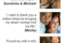 Success Stories / Inspirational love stories of those who have found their partners on DominicanCupid.com